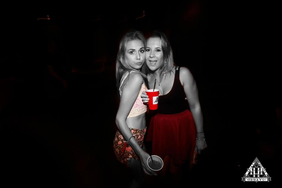 nightclub party girls redds cups