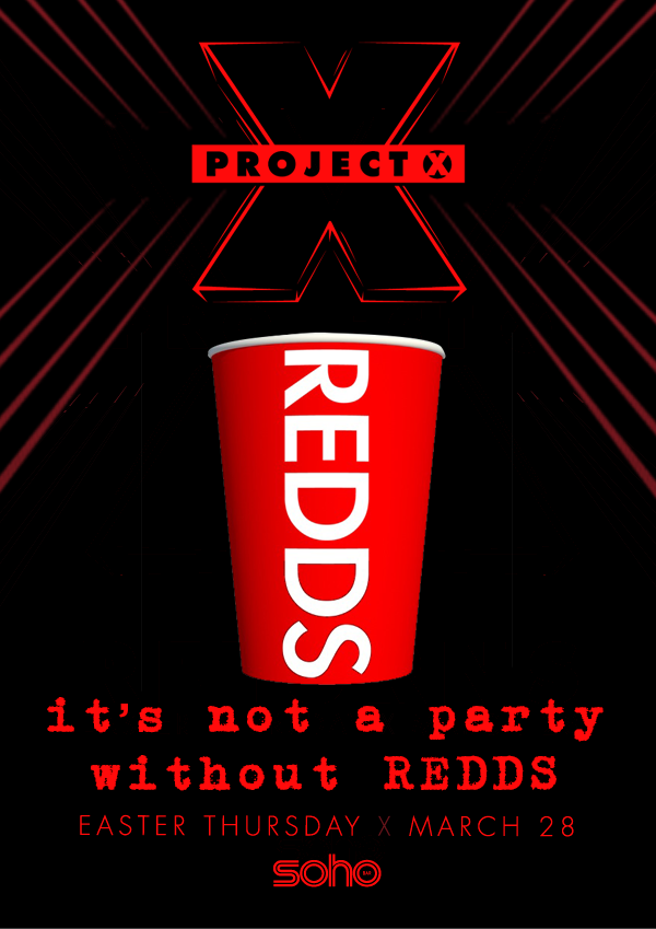 Project X - REDDS Easter