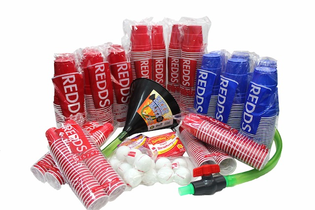 REDDS CUPS Party Pack