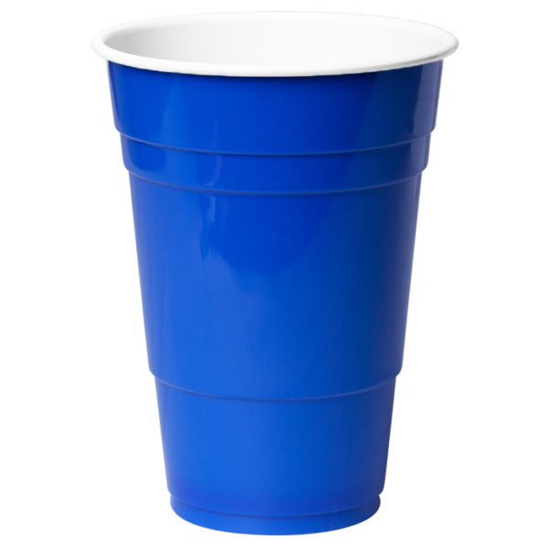 Blue 425ml American Frat Party Solo Cup - REDDS Cups