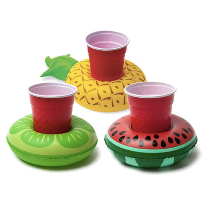 Inflatable Pool Party Beverage Boats