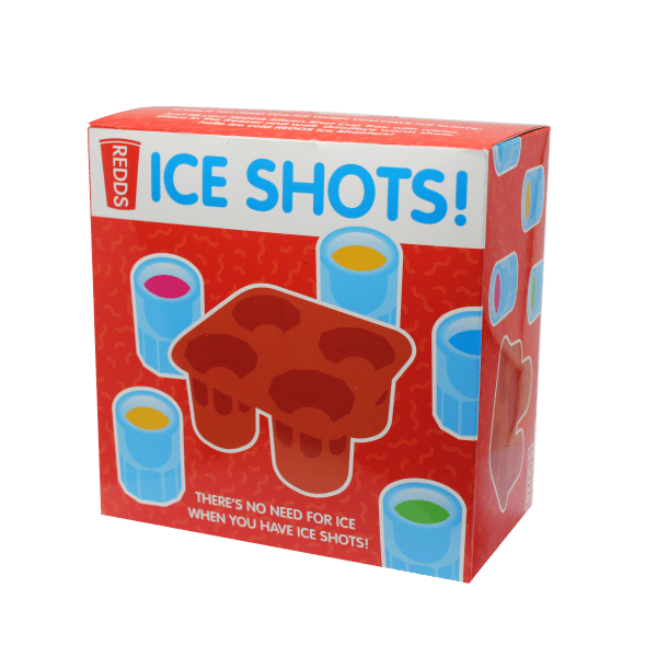 Silicon ice shot cup moulds