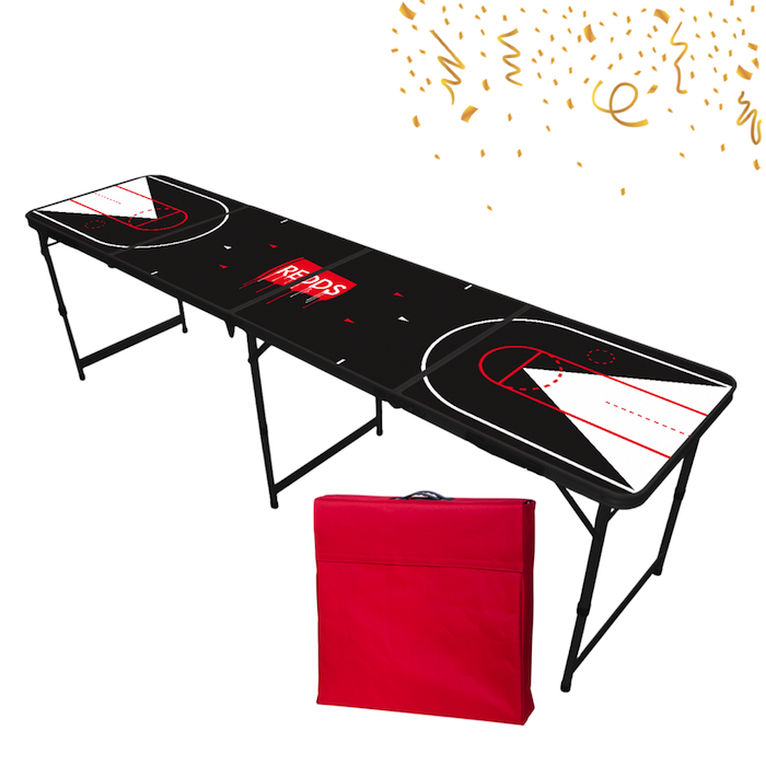 REDDS | GIFT AND PARTY IDEAS | BEER PONG TABLE