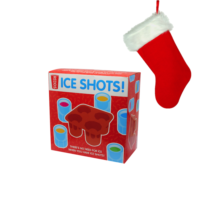 REDDS | GIFT AND PARTY IDEAS | ICE SHOT CUPS