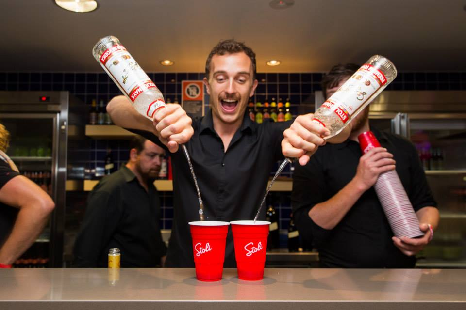 REDDS | STOLI CUSTOM RED CUP