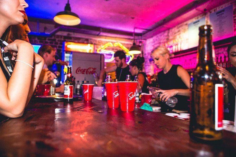 Stoli bar