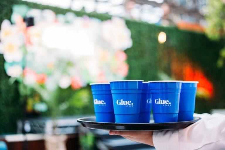 REDDS | GLUE SUMMER PARTY 2017 CUSTOM PRINTED REDDS CUPS