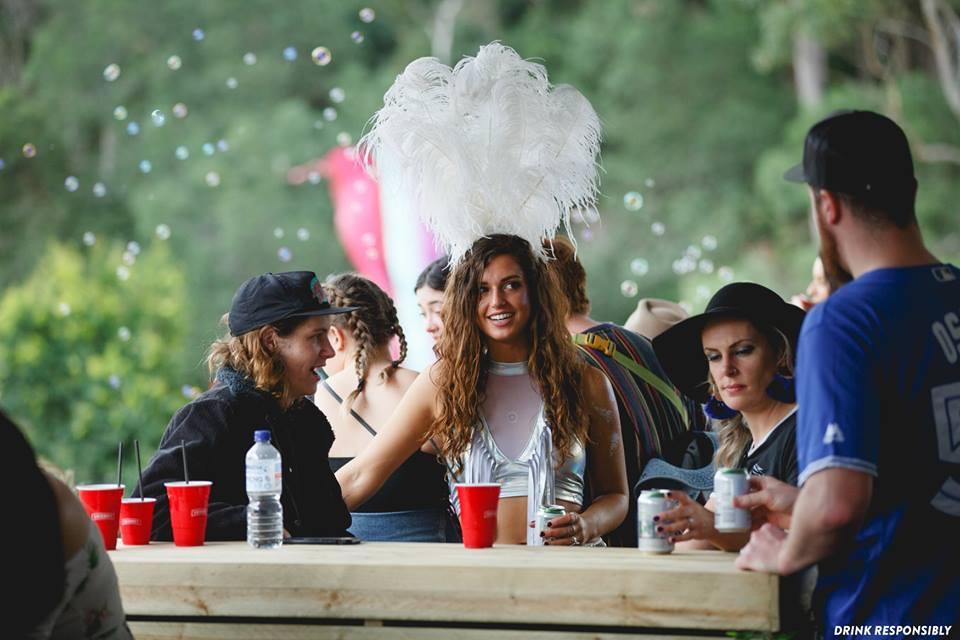 REDDS | CUSTOM SMIRNOFF CUPS SPLENDOUR IN THE GRASS 2018