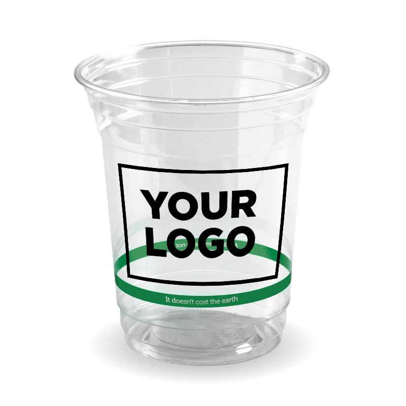 Biodegradable Cups - Custom Printing