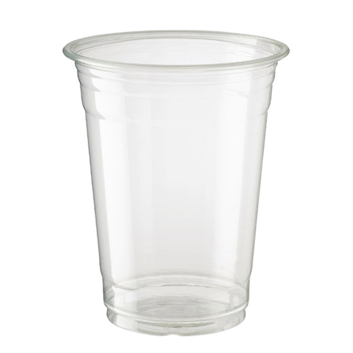 Clear 425ml Cup