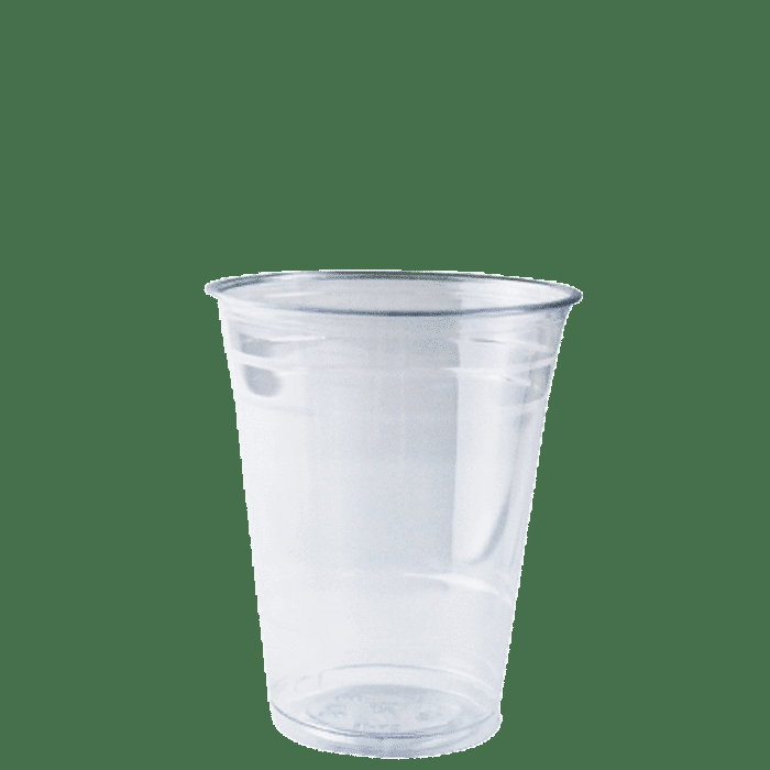 Clear 285ml Cup